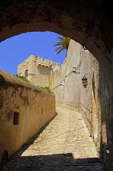 Castle, Arc, Ascent, Alley, San Nicola, Tremiti Islands