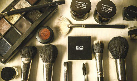 Beauty, Brushes, Cosmetics, Eye Makeup, Fashion