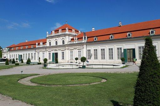 Vienna, Under The Belvedere, Belvedere