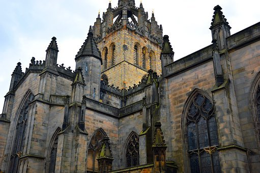 Architecture, Church, Cathedral, Chapel, Building