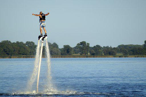Flyboard, Water Sports, Jetpack, Water Jet
