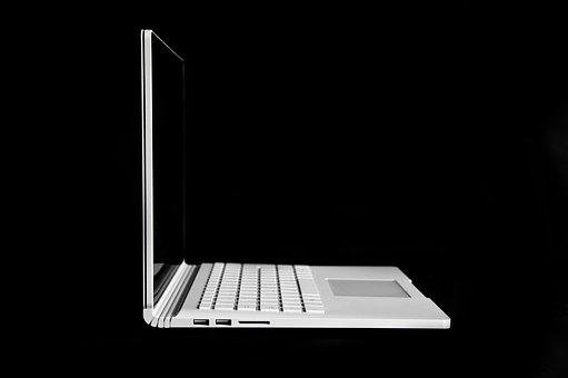 Surface Book, Microsoft, Open, Page, Technology, Laptop