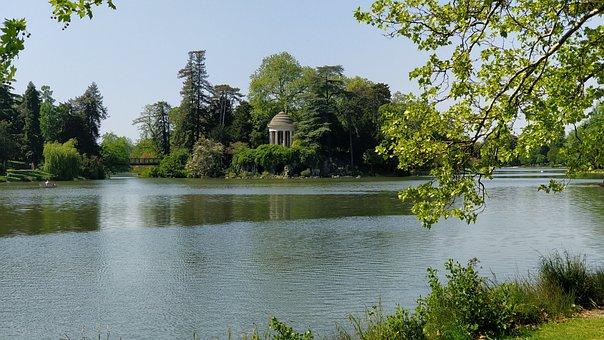 Paris, France, Bois De Vincennes, Park