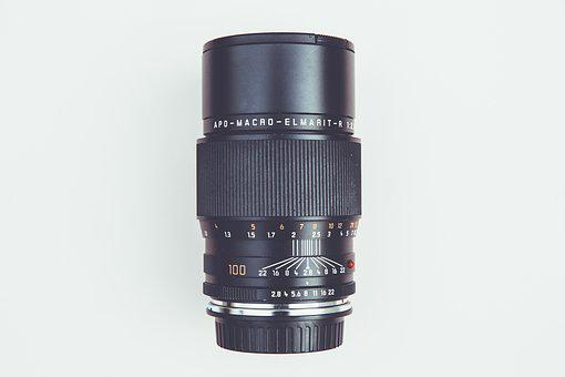 Lens, Photo, Photographer, Camera, Photography
