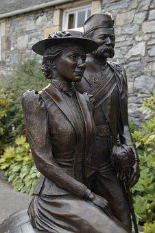 Dufftown, Glenfiddich, Scotland, Scots, Lady, Noble