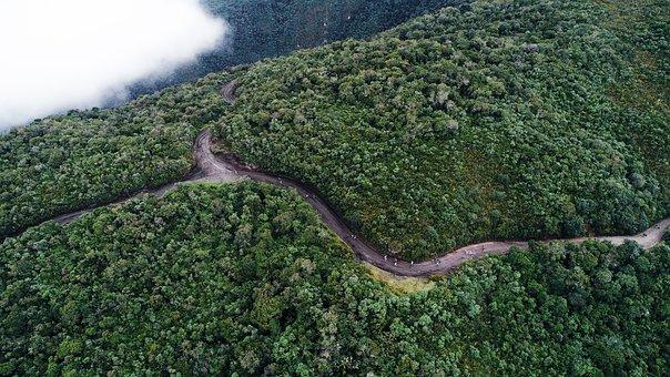 Mountain, The Muleteers, Ecuador