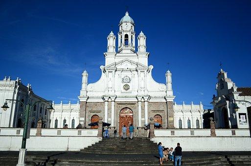 Sangolquí, Church, Architecture, Cathedral, Heritage