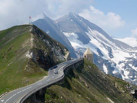 Cyclamen, Mountains, Austria, Grossglockner
