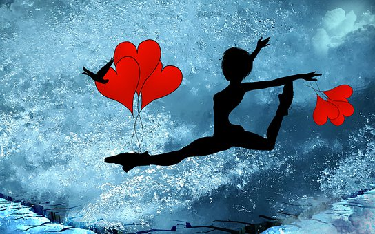 Emotion, Dance, Dancer, Joy, Romantic, Sensuality