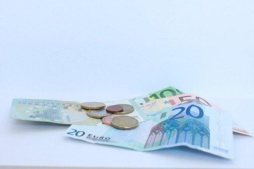 Money, Bank Note, Finance, Seem, Euro, Bills