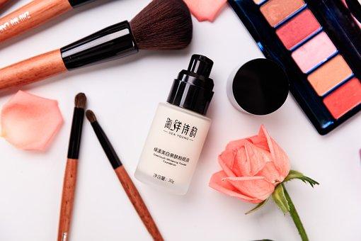 Makeup, Cosmetic, Liquid Foundation, Ins