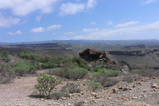 Gran Canaria, Nature, Mountain, Canary, Islands