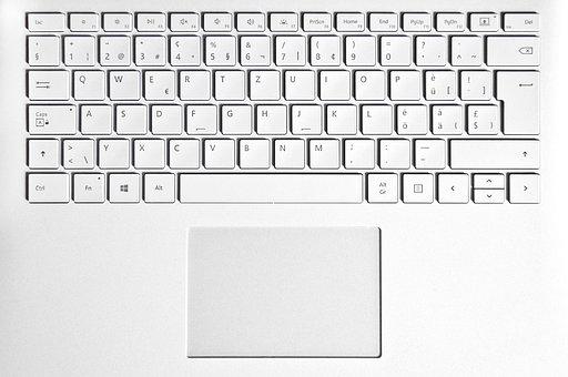 Keyboard, Laptop, Surface Book, Microsoft, Touchpad