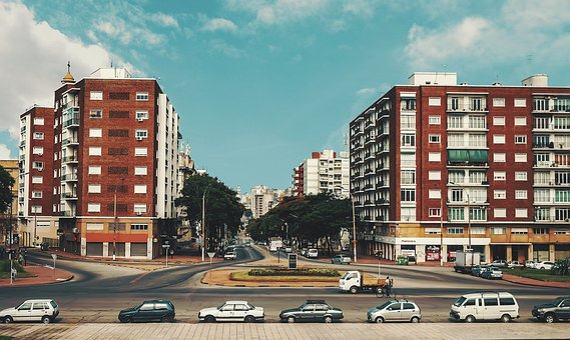 Montevideo, Uruguay, Latina, City, Landscape, Outdoors