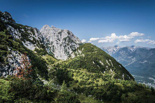 Mountains, Alps, Landscape, Alpine, Nature, Mountain