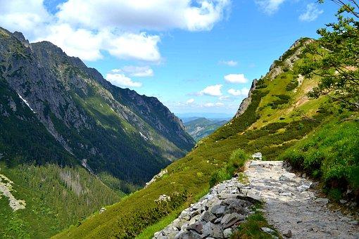 Mountains, Landscape, Poland, Nature, Summer, Tourism
