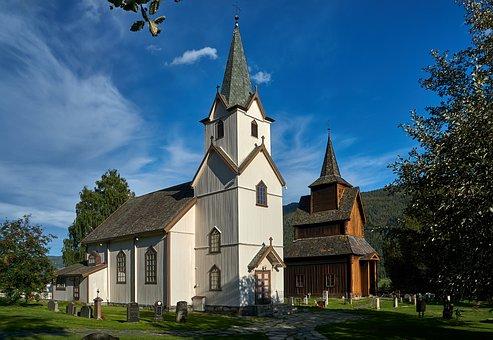 Churches, Wood, Wooden Church, Historically, Religion