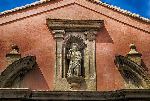 Church Of San Roque, Santo, Religion, Architecture