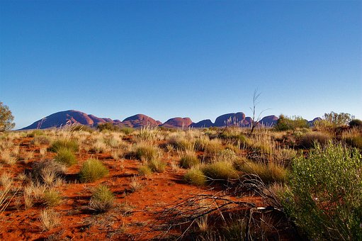 Desert, Rocks, Rock, Landscape, Nature, Arid, Outdoors