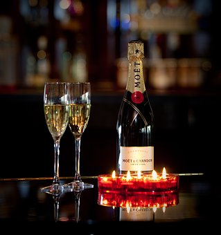 Champagne, Glasses, Celebration