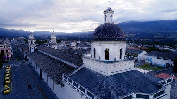 Church, Of, Atuntaqui, Imbabura