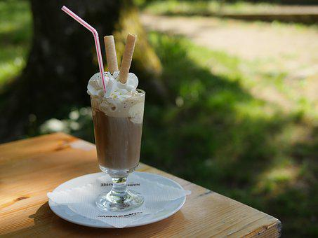 Iced Coffee, Ice, Coffee, Summer, Benefit From, Cold