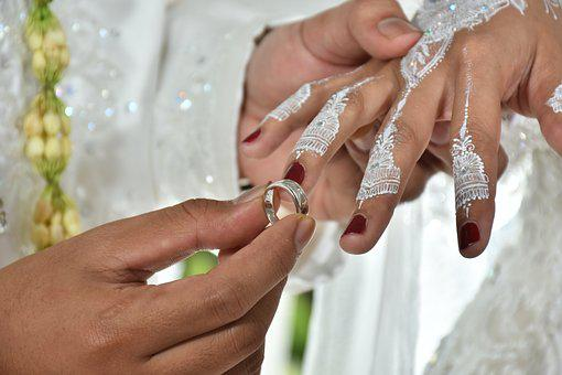 Ring, Wedding, Hand, Love, Couple, Marriage, Marry