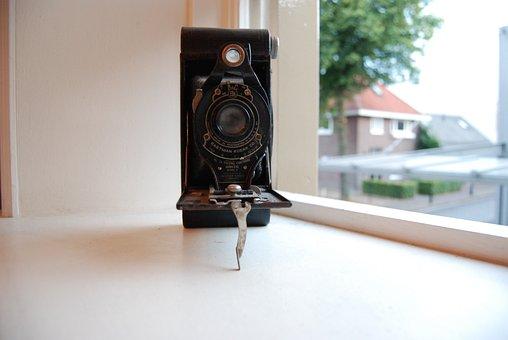 Old, Camera, Retro, Photography, Vintage, Antique, Lens