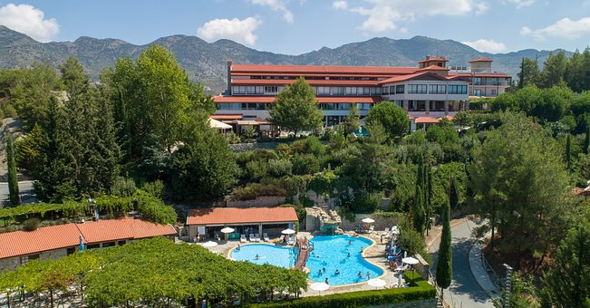 Agros, Mountain Hotel, Hotel Swimming Pool