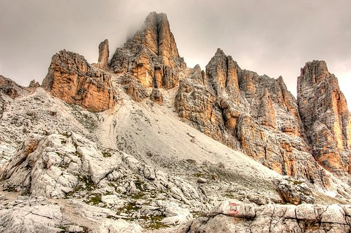 Fanis, Dolomites, Mountains, Alpine, Nature, Italy