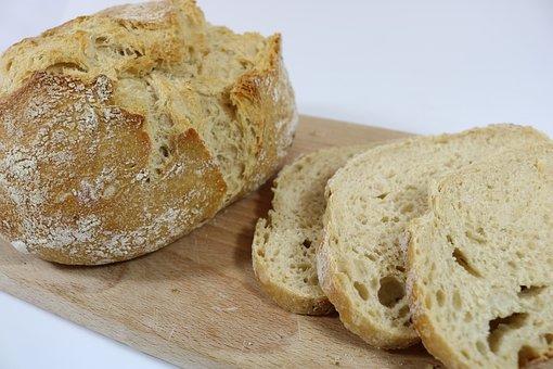 Bread, Sourdough, Taste, Pure
