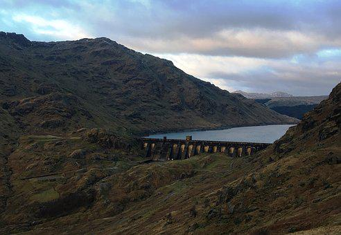 Dam, Loch, Sloy, Scotland