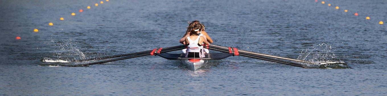 Sport, Regatta, Rowing, Double Foursome, Boat, Leisure