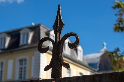 Fence, Cast Iron, Fencing, Border, Blacksmithing