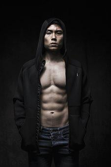 Man, Muscle, Body, Fitness, Training, Adult, Strong