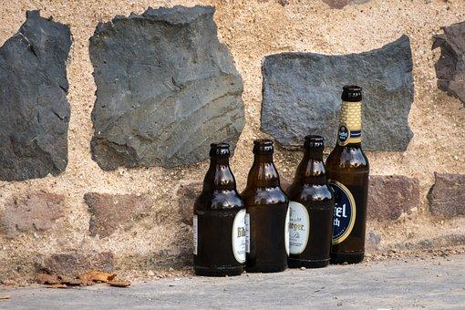 Bottles, Empties, Beer Bottles, Returnable Bottle