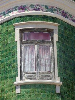 Building, Window, Facade, Old
