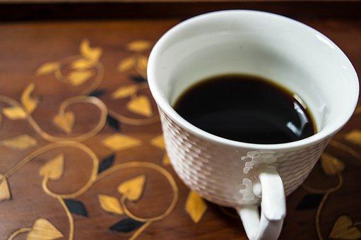 Cup, Coffee, Caffeine, Drink, Morning, Table, Breakfast