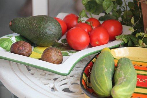 Vegetables, Food, Healthy, Eat, Fresh, Bio, Vitamins