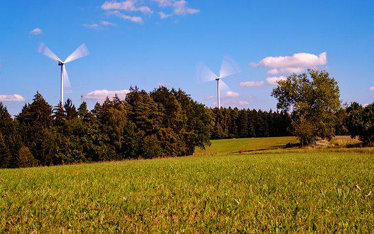 Pinwheel, Wind Energy, Wind Power, Wind Turbine, Energy