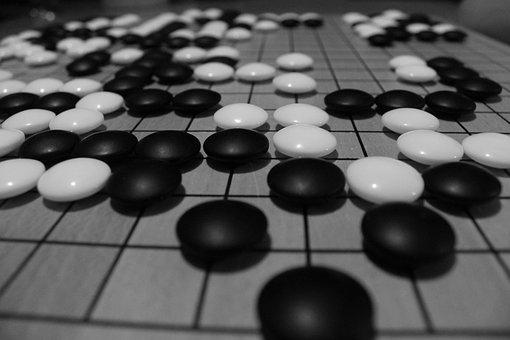 Black And White, Game, It