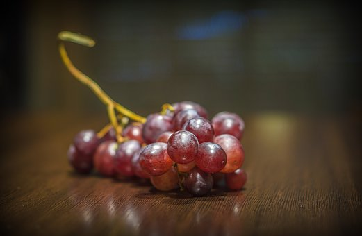 Grape, Fruit, Vine, Wine, Food, Healthy, Vineyard