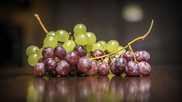 Grape, Fruit, Vine, Food, Healthy, Wine, Vineyard