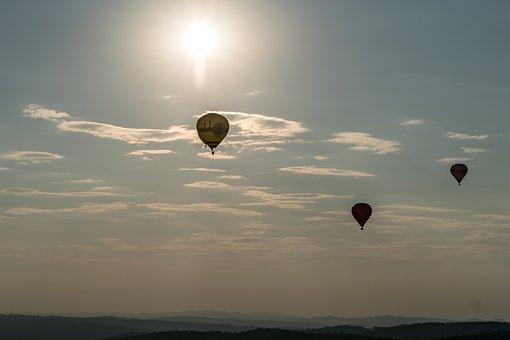 Balloon Sports, Balloon, Ballons, Hot Air Balloon, Sky