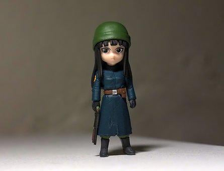 Lady, Girl, Woman, Anime, Game, Japanese, Cartoon