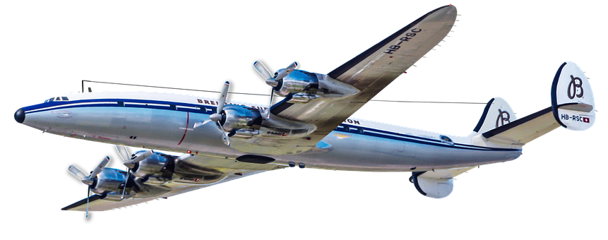 Aircraft, Super Constellation, History, Propeller