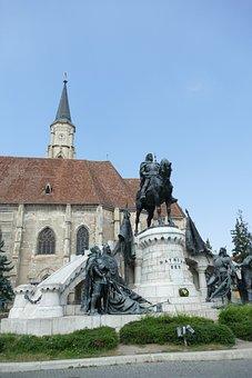 Romania, Transylvania, Cluj-napoca, Cluj, Tourism
