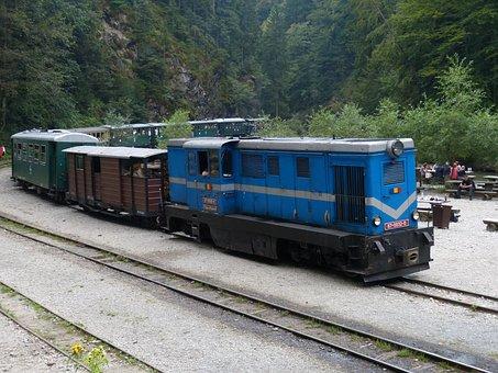 Water Railway, Romania, Transylvania