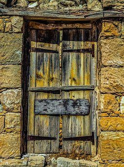 Window, House, Old, Abandoned, Stone, Decay, Ruin