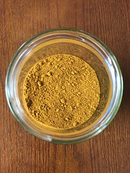 Turmeric, Curry, Powder, Spice, Yellow, Nutrition
